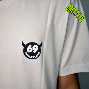 Camiseta Creature Too Horny | Branco - P