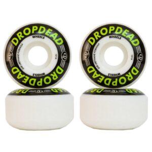 Roda Drop Dead 99A 52mm | Verde