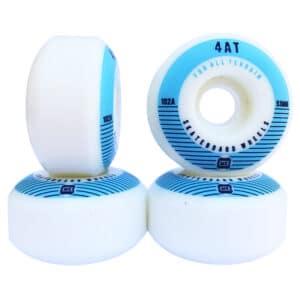 Roda Emex 4AT 102A 53mm | Azul