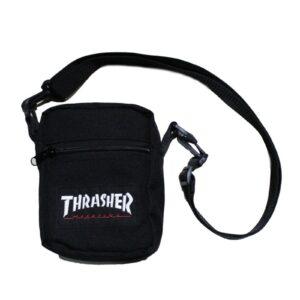 Shoulder Bag Thrasher | Magazine Logo Patch